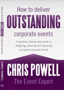 Successful business events planning book