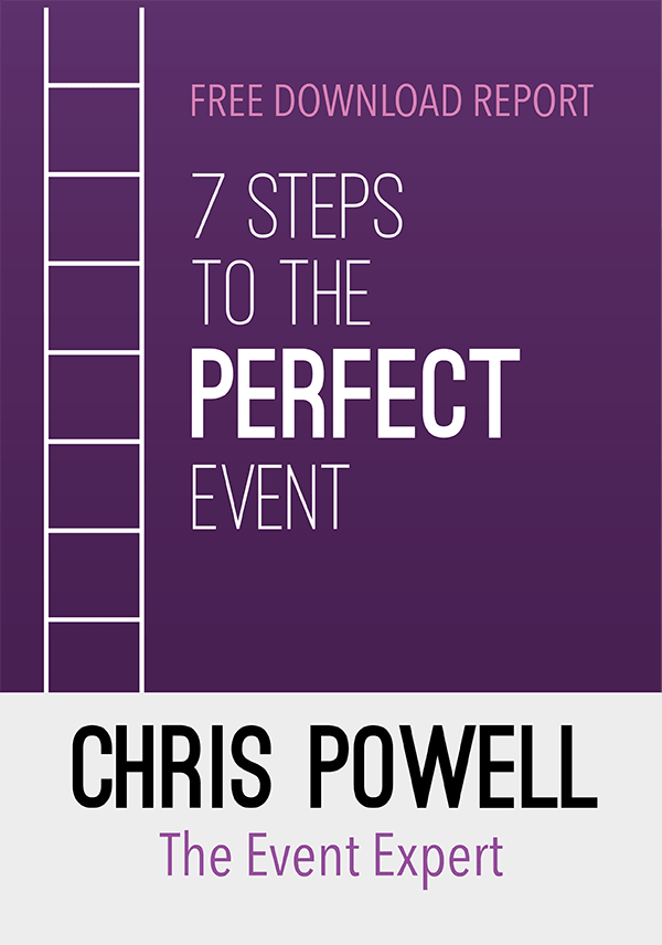 7 Steps To The Perfect Event
